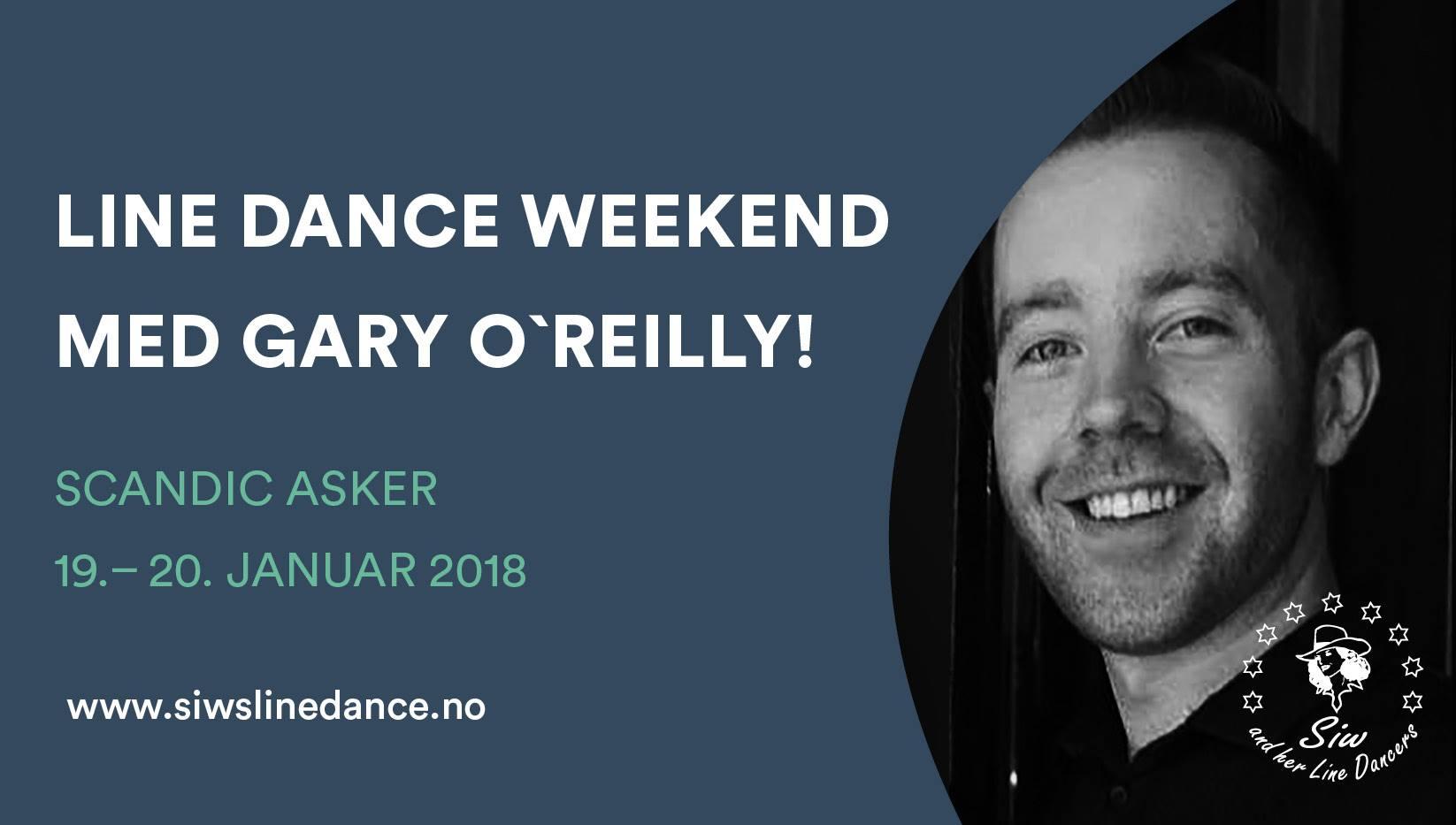 Gary O'Reilly Asker 2018 3